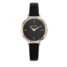 Ted Lapidus - montre cuir