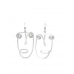 Samuel Coraux - boucles d'oreilles