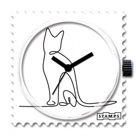 STAMPS - Lovely Cat