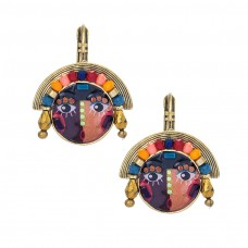 Taratata - boucles d'oreilles Pleine Lune