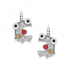 Taratata - boucles d'oreilles Truc et Machin