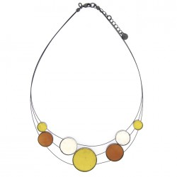 Culture Mix - collier nacre