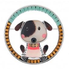Taratata - broche Taraboum Puppy